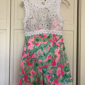 Lilly Pulitzer romper size 0